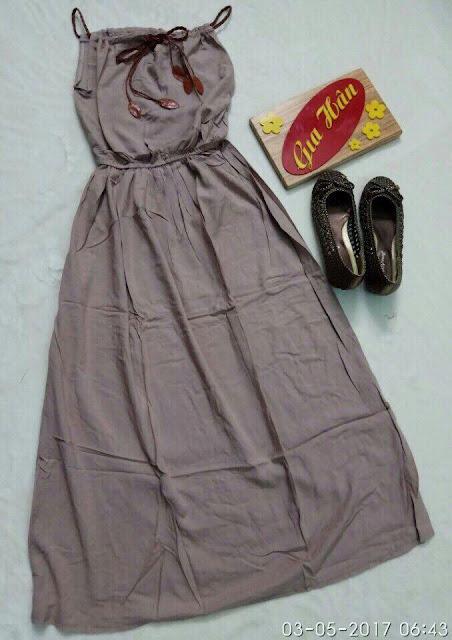 Váy đầm maxi nữ