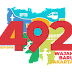 Logo HUT DKI Jakarta ke 492 cdr