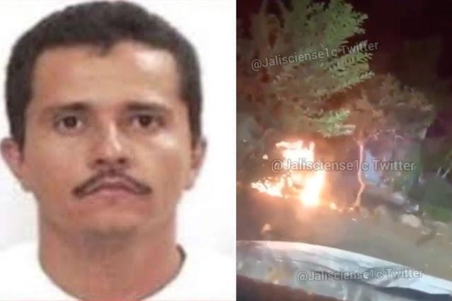 La venganza de El Mencho tras secuestro de su tío de más de 90 años