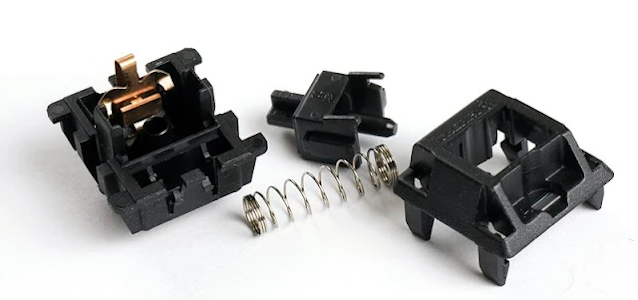 What Are Cherry MX Black Switches