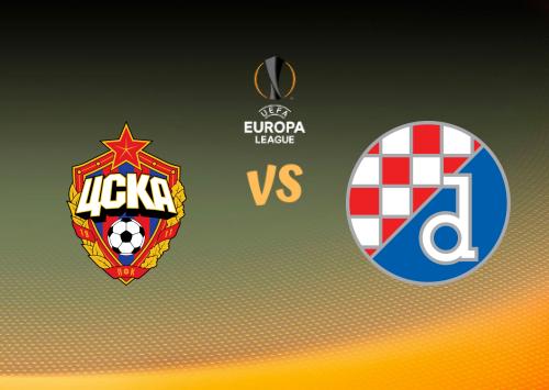 CSKA Moscú vs Dinamo Zagreb  Resumen
