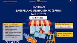 Pemko Banda Aceh Kembali Buka Pendaftaran Banpres BPUM 1.2 Juta, Pendaftaran Bisa Online maupun Offline, Berikut Syarat dan Link Pendaftarannya