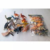 Mainan Miniatur Hewan