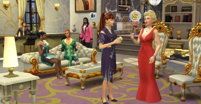How to introduce yourself to a celebrity in The Sims 4: Get Famous!
