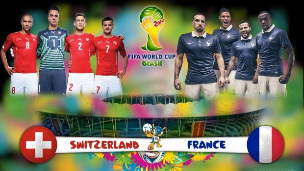 Urmariti meciul Elveţia - Franţa Live pe DolceSport 1