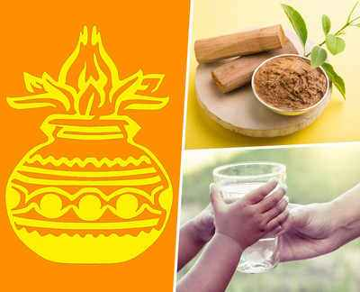 Akshaya Tritiya Offerings
