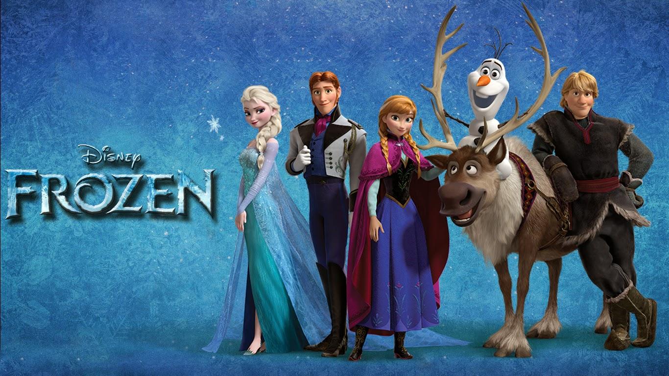 Frozen HD Wallpaper