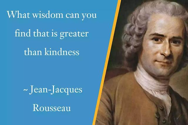 Quotes of Jean-Jacques Rousseau
