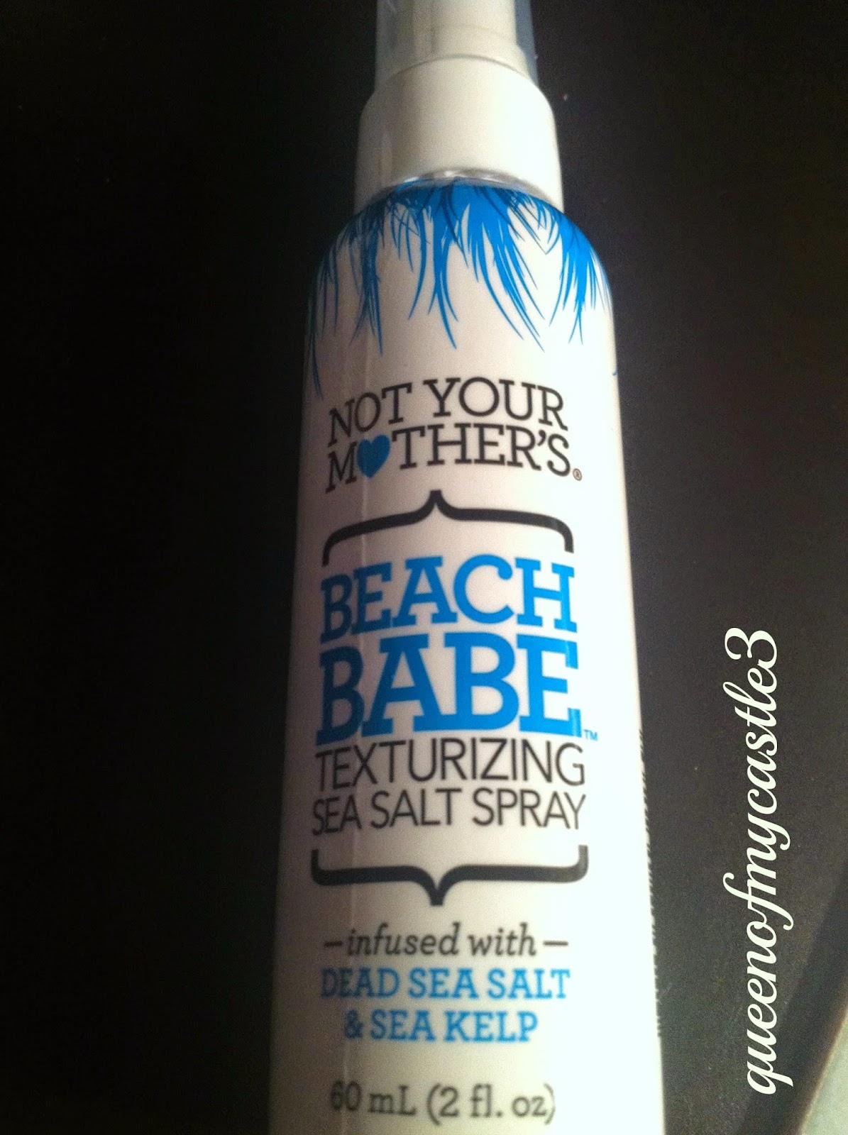 Beach Babe Sea Salt Spray