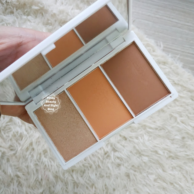 EB advance rose trio review swatches fig sunset