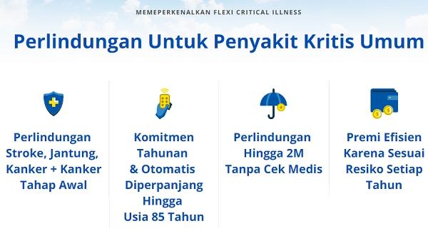 flexi life, asuransi astra life, asuransi jiwa fleksibel