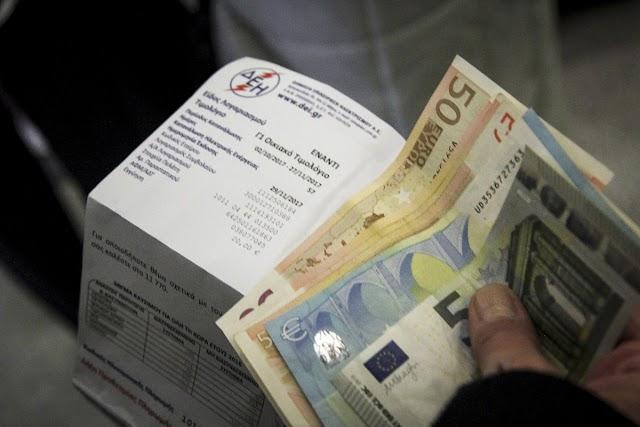 Ο κορωνοϊός «ροκανίζει» τα εισοδήματα των νοικοκυριών