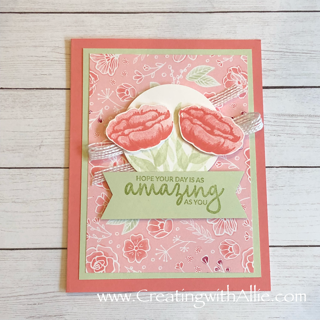 Check out the video tutorial showing you how to make a friendship card very easy using the incredible like you stamp set!! You'll love how quick and easy this is to make!  www.creatingwithallie.com #stampinup #alejandragomez #creatingwithallie #videotutorial #cardmaking #papercrafts #handmadegreetingcards #fun #creativity #makeacard #sendacard #stampingisfun #sharewhatyoulove #handmadecards #friendshipcards