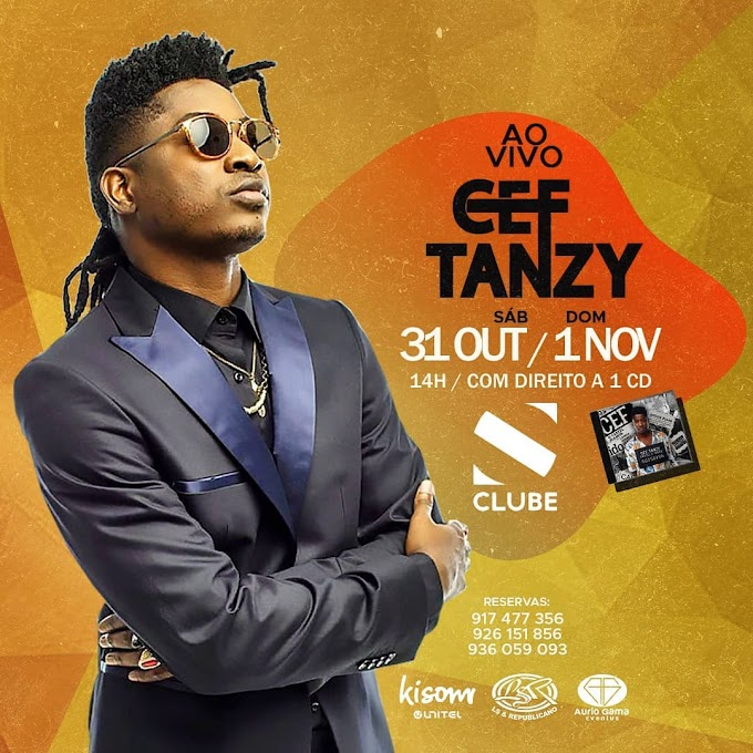 CEF Tanzy - Mente Poluída ( 2020 ) [DOWNLOAD]