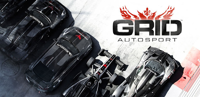 GRID Autosport Apk + Obb Download for Android Free