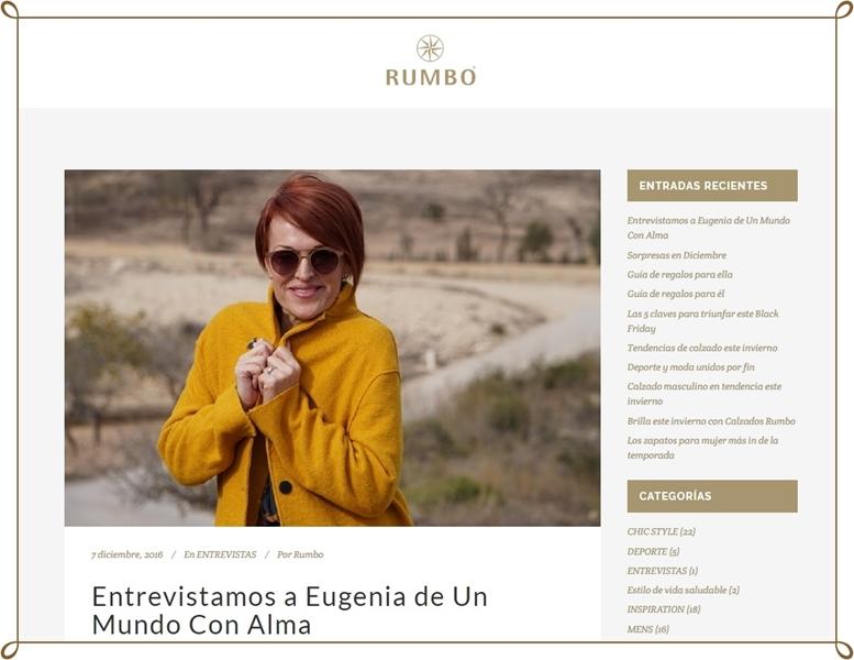 Entrevista Calzados Rumbo