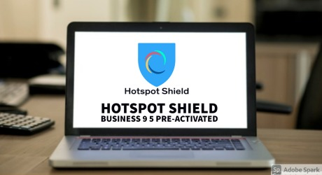 Hotspot Shield Business VPN 9.5.9 Full Pre-Activated 2021