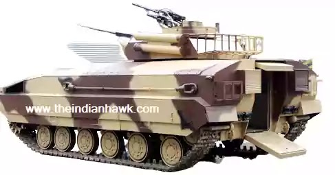 Ordnance Factory Medak To Roll Out Mine-Proof BMP Tanks Soon