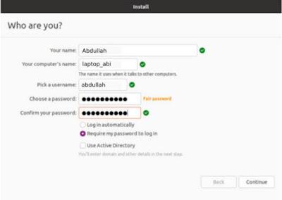 Tutorial Install Ubuntu 21.04 untuk Pemula