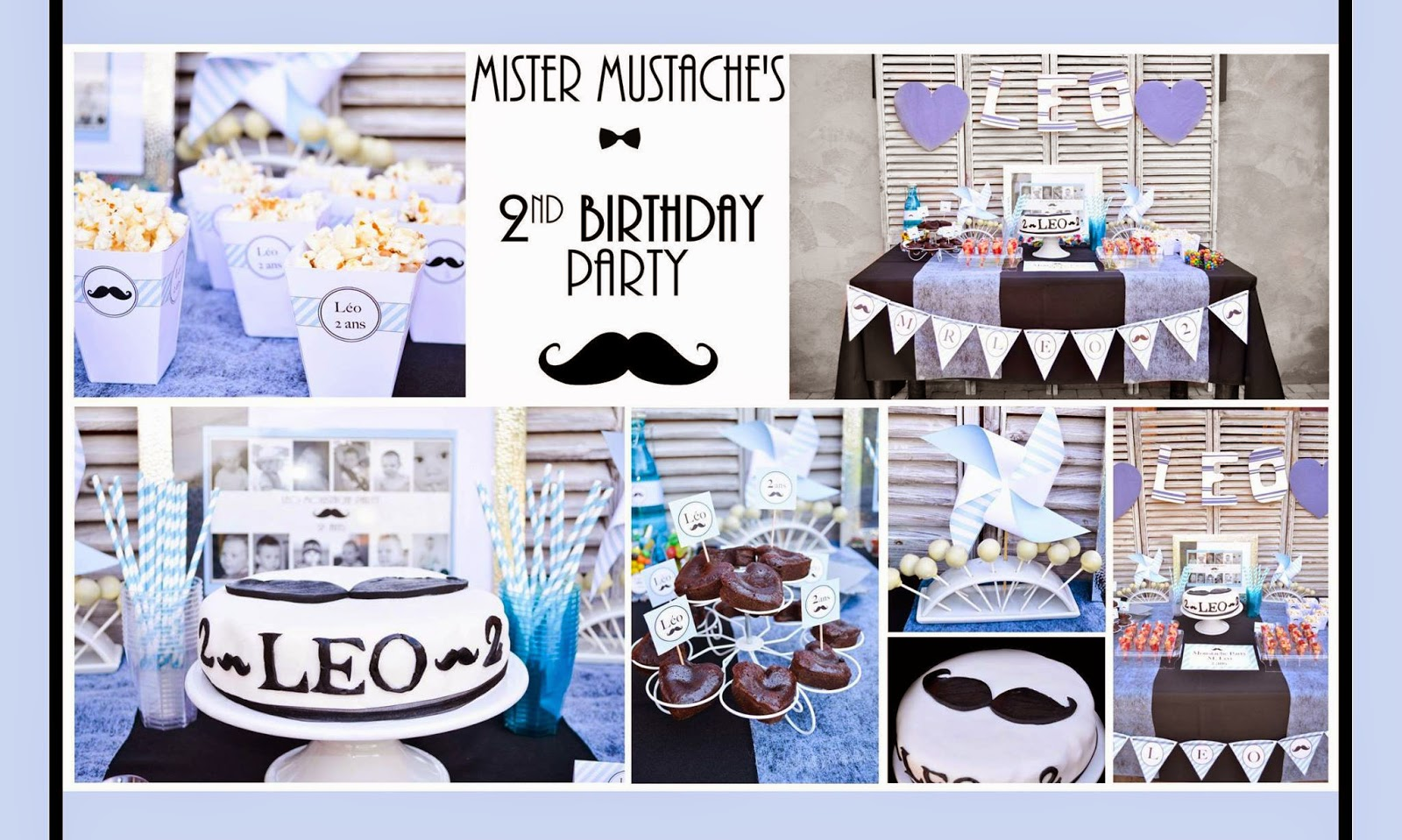 decoration de table d'anniversaire personnalise