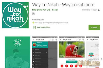 way to nikah apk