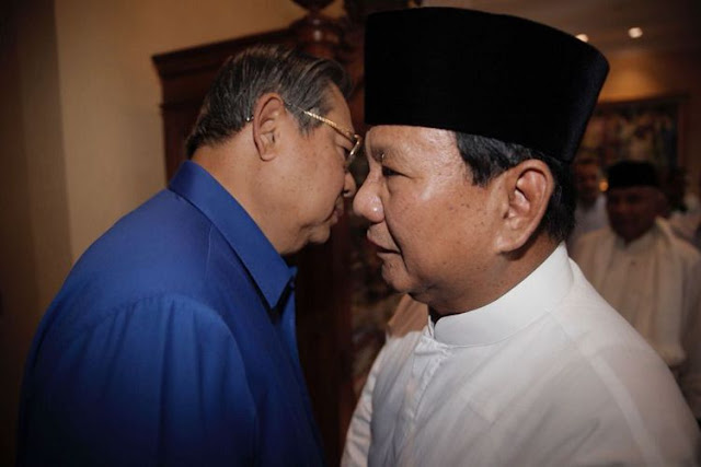 SBY Sedang Pasang Jebakan untuk Jokowi