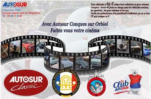 Notre partenaire AUTOSUR Conques s/ Orbiel