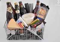 cesta de cervejas