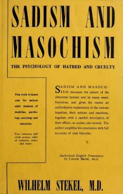 Sadism and masochism PDF (1935)