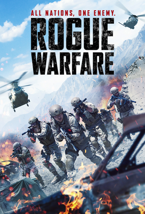 Rogue Warfare 2019 English Movie Bluray 480p With Subtitle