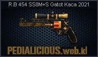 R.B 454 SS8M+S Gatot Kaca 2021