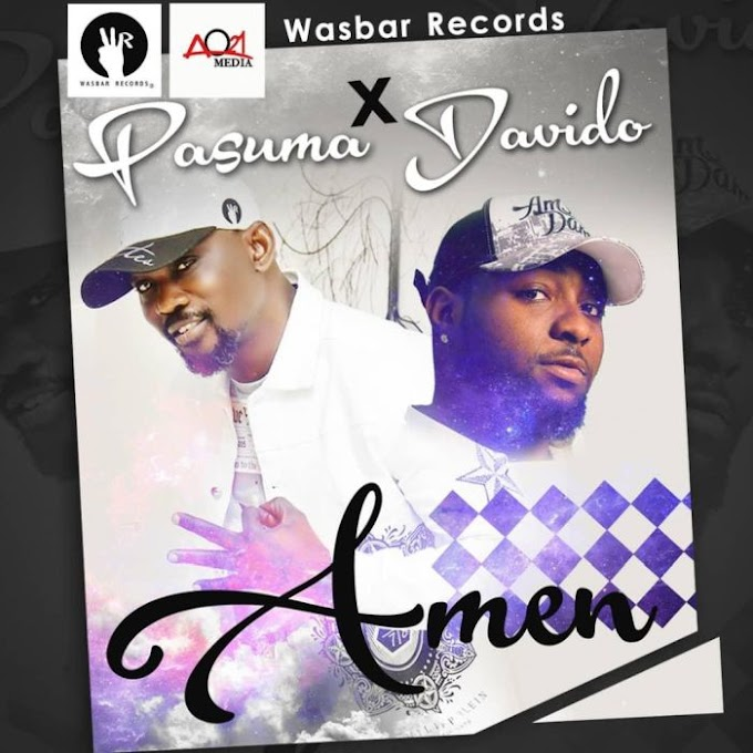 Amen by Pasuma Ft Davido