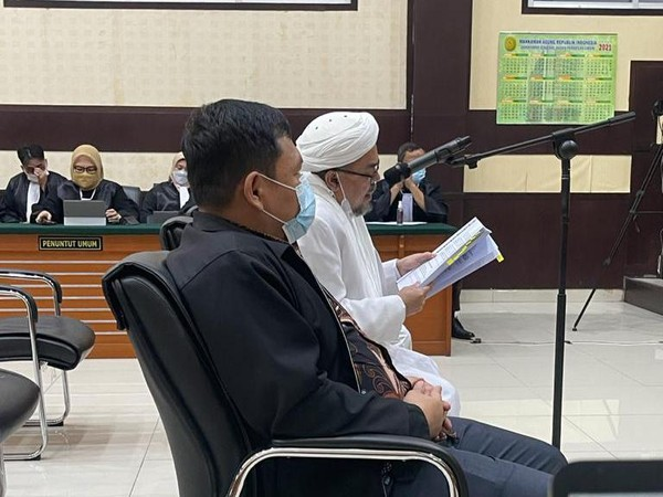 Sempat Ditawarkan Hakim ke Habib Rizieq, Bagaimana Aturan Main Grasi?
