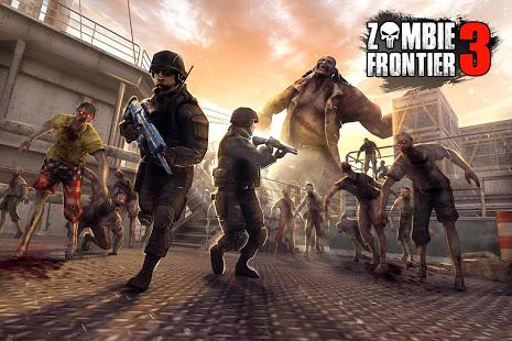 Zombie Frontier 3 MOD APK 2.23 (Unlimited Money)