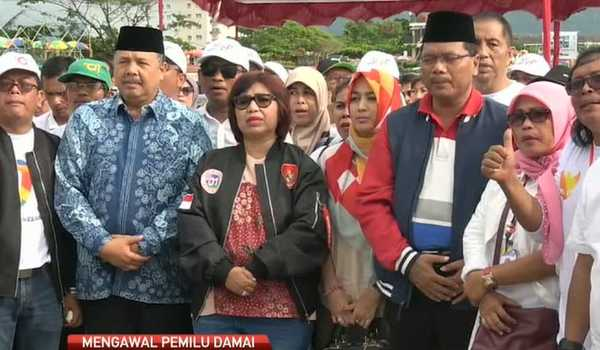 Tak Mampu Lawan Prabowo, 12 Kepala Daerah Sumbar Gagal Menangkan Jokowi
