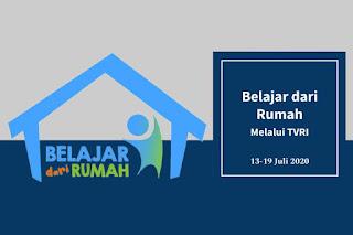 Jadwal BDR TVRI 13-19 Juli 2020