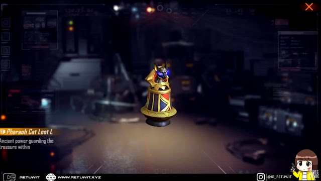 Loot Crate Pharaoh FF