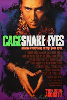 Sinopsis film Snake Eyes (1998)