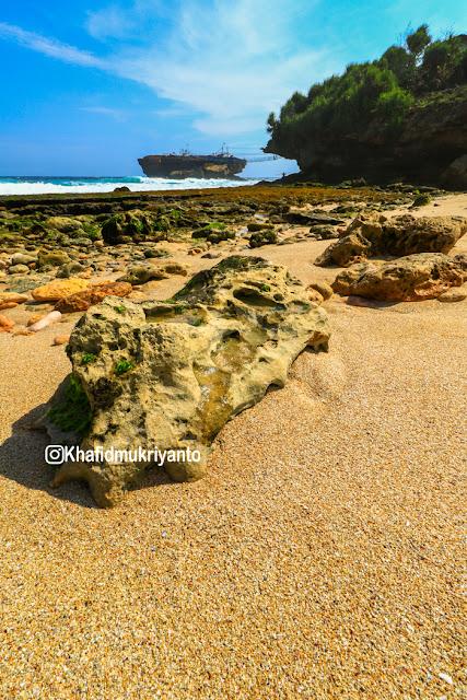 pantai timang gunungkidul jogja