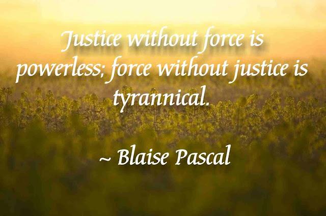 pascal sayings