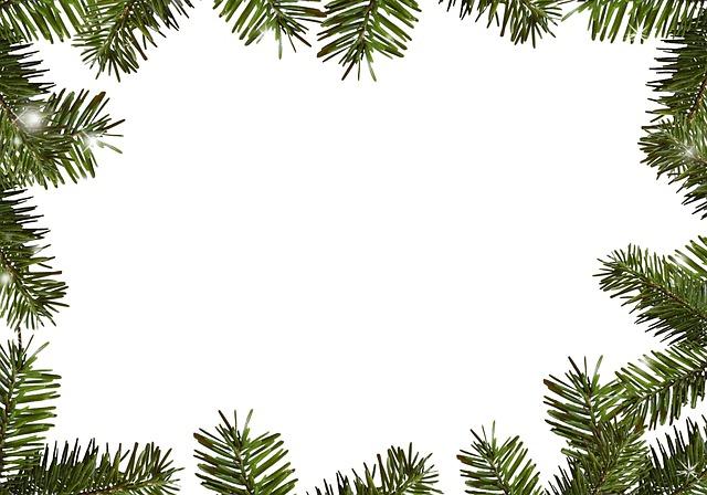 the christmas card, christmas tree emoji