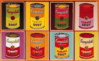 Картины Банки с супом
