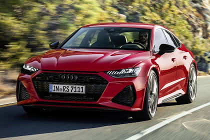 2020 Audi RS7 Review, Specs, Price
