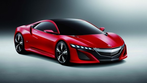 Acura Luxury Sports Car