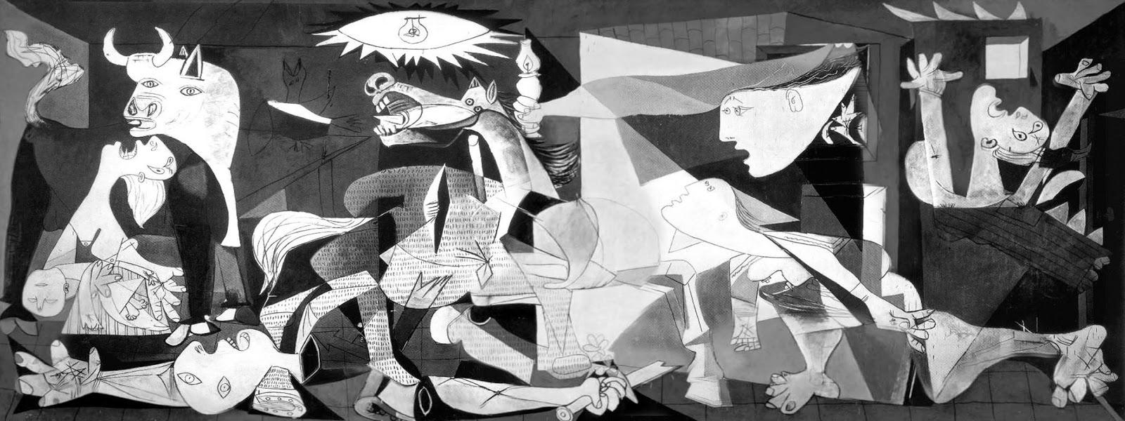 Poèmes La victoire de Guernica par Paul Eluard Agonia France