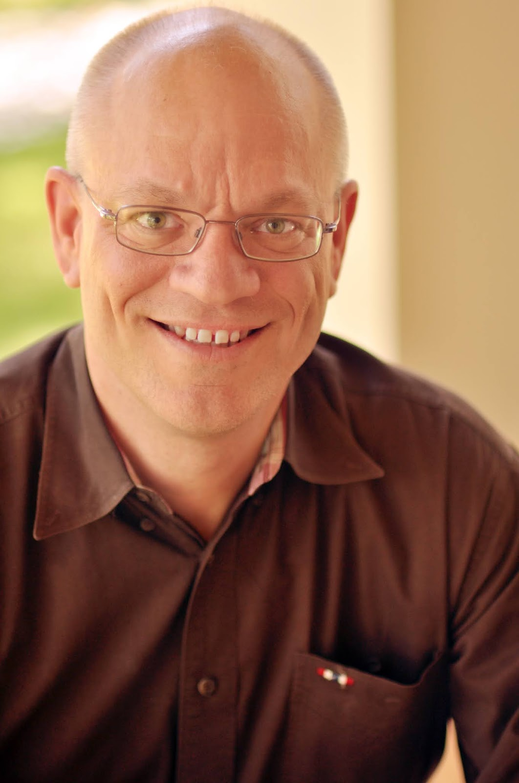Jeffrey Kerr Author Photo