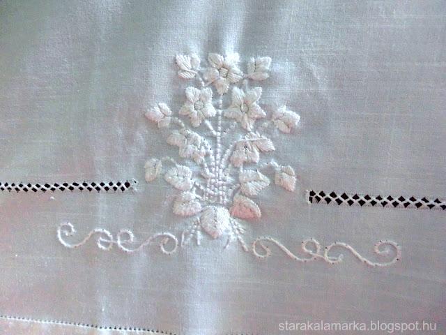 итальянская вышивка, старинная вышивка