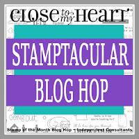 Stamptacular Blog Hop