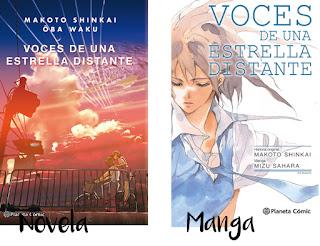 voces de una estrella distante makoto shinkai