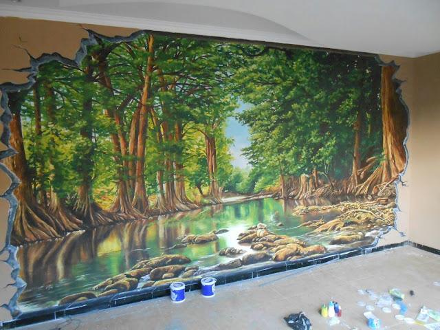 Mural Dinding